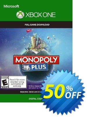 Monopoly Plus Xbox One (UK) discount coupon Monopoly Plus Xbox One (UK) Deal - Monopoly Plus Xbox One (UK) Exclusive offer for iVoicesoft
