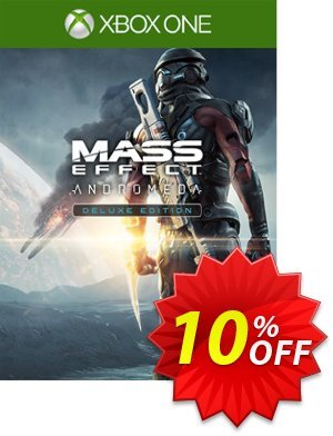 Mass Effect Andromeda Deluxe Edition Xbox One discount coupon Mass Effect Andromeda Deluxe Edition Xbox One Deal - Mass Effect Andromeda Deluxe Edition Xbox One Exclusive offer for iVoicesoft