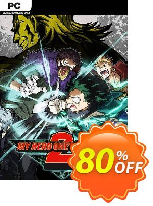 My Hero One's Justice 2 PC + DLC Coupon discount My Hero One's Justice 2 PC + DLC Deal. Promotion: My Hero One's Justice 2 PC + DLC Exclusive offer for iVoicesoft