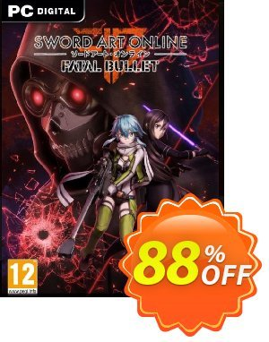 SWORD ART ONLINE: Fatal Bullet PC discount coupon SWORD ART ONLINE: Fatal Bullet PC Deal - SWORD ART ONLINE: Fatal Bullet PC Exclusive offer for iVoicesoft