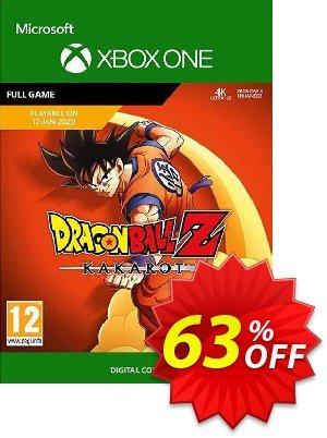 Dragon Ball Z: Kakarot Xbox One discount coupon Dragon Ball Z: Kakarot Xbox One Deal - Dragon Ball Z: Kakarot Xbox One Exclusive offer for iVoicesoft