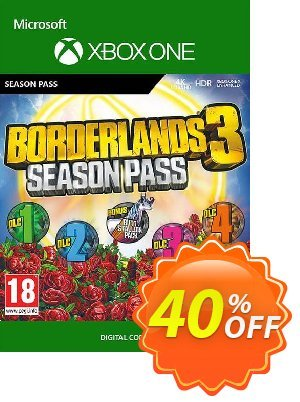 Borderlands 3: Season Pass Xbox One Coupon discount Borderlands 3: Season Pass Xbox One Deal. Promotion: Borderlands 3: Season Pass Xbox One Exclusive offer for iVoicesoft