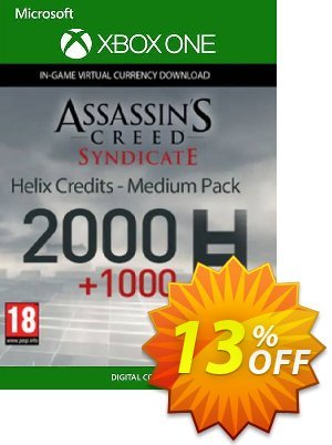 Assassin's Creed Syndicate - Helix Credit Medium Pack Xbox One discount coupon Assassin's Creed Syndicate - Helix Credit Medium Pack Xbox One Deal - Assassin's Creed Syndicate - Helix Credit Medium Pack Xbox One Exclusive offer for iVoicesoft