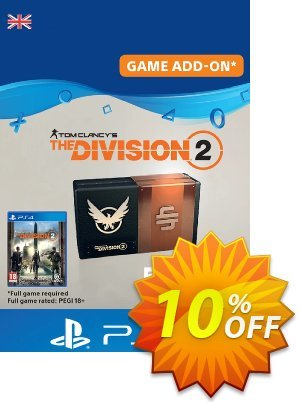 Tom Clancy's The Division 2 PS4 - 500 Premium Credits Pack discount coupon Tom Clancy's The Division 2 PS4 - 500 Premium Credits Pack Deal - Tom Clancy's The Division 2 PS4 - 500 Premium Credits Pack Exclusive offer for iVoicesoft