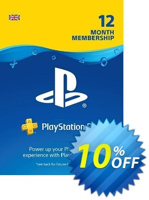 PlayStation Plus - 12 Month Subscription (UK) discount coupon PlayStation Plus - 12 Month Subscription (UK) Deal - PlayStation Plus - 12 Month Subscription (UK) Exclusive offer for iVoicesoft