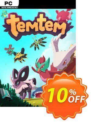 Temtem PC 優惠券,折扣碼 Temtem PC Deal,促銷代碼: Temtem PC Exclusive offer for iVoicesoft