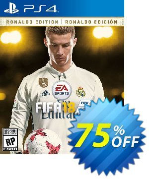 FIFA 18: Ronaldo Edition PS4 US discount coupon FIFA 18: Ronaldo Edition PS4 US Deal - FIFA 18: Ronaldo Edition PS4 US Exclusive offer for iVoicesoft