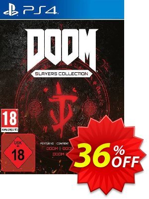 DOOM - Slayers Collection PS4 discount coupon DOOM - Slayers Collection PS4 Deal - DOOM - Slayers Collection PS4 Exclusive offer for iVoicesoft