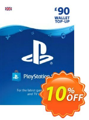 Playstation Network (PSN) Card - £90 (UK) discount coupon Playstation Network (PSN) Card - £90 (UK) Deal - Playstation Network (PSN) Card - £90 (UK) Exclusive offer for iVoicesoft