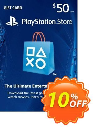 $50 PlayStation Store Gift Card - PS Vita/PS3/PS4 Code discount coupon $50 PlayStation Store Gift Card - PS Vita/PS3/PS4 Code Deal - $50 PlayStation Store Gift Card - PS Vita/PS3/PS4 Code Exclusive offer for iVoicesoft