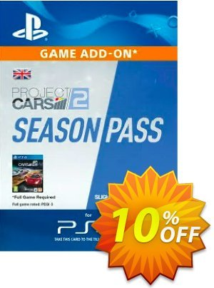 Project CARS 2 Season Pass PS4 discount coupon Project CARS 2 Season Pass PS4 Deal - Project CARS 2 Season Pass PS4 Exclusive offer for iVoicesoft