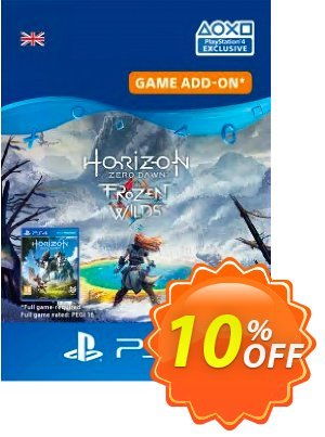 Horizon Zero Dawn: The Frozen Wilds PS4 discount coupon Horizon Zero Dawn: The Frozen Wilds PS4 Deal - Horizon Zero Dawn: The Frozen Wilds PS4 Exclusive offer for iVoicesoft
