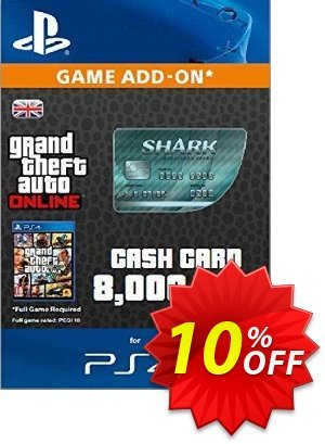 Grand Theft Auto Online (GTA V 5): Megalodon Shark Cash Card PS4 discount coupon Grand Theft Auto Online (GTA V 5): Megalodon Shark Cash Card PS4 Deal - Grand Theft Auto Online (GTA V 5): Megalodon Shark Cash Card PS4 Exclusive offer for iVoicesoft