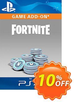 Fortnite - 6,000 (+1,500 Bonus) V-Bucks PS4 discount coupon Fortnite - 6,000 (+1,500 Bonus) V-Bucks PS4 Deal - Fortnite - 6,000 (+1,500 Bonus) V-Bucks PS4 Exclusive offer for iVoicesoft