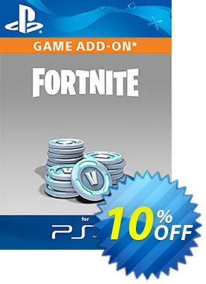 Fortnite - 2,500 ( 300 Bonus) V-Bucks PS4 discount coupon Fortnite - 2,500 ( 300 Bonus) V-Bucks PS4 Deal - Fortnite - 2,500 ( 300 Bonus) V-Bucks PS4 Exclusive offer for iVoicesoft