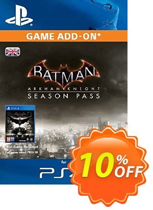 Batman: Arkham Knight Season Pass PS4 discount coupon Batman: Arkham Knight Season Pass PS4 Deal - Batman: Arkham Knight Season Pass PS4 Exclusive offer for iVoicesoft