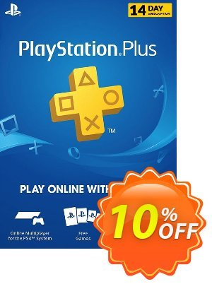 PlayStation Plus (PS ) - 14 Day Trial Subscription (UK) discount coupon PlayStation Plus (PS ) - 14 Day Trial Subscription (UK) Deal - PlayStation Plus (PS ) - 14 Day Trial Subscription (UK) Exclusive offer for iVoicesoft