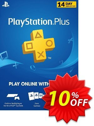 PlayStation Plus (PS ) - 14 Day Trial Subscription (UK) Coupon, discount PlayStation Plus (PS ) - 14 Day Trial Subscription (UK) Deal. Promotion: PlayStation Plus (PS ) - 14 Day Trial Subscription (UK) Exclusive offer for iVoicesoft
