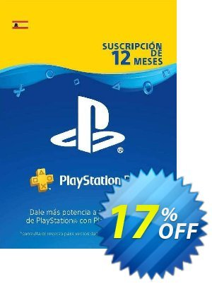 PlayStation Plus (PS+) - 12 Month Subscription (Spain) discount coupon PlayStation Plus (PS+) - 12 Month Subscription (Spain) Deal - PlayStation Plus (PS+) - 12 Month Subscription (Spain) Exclusive offer for iVoicesoft