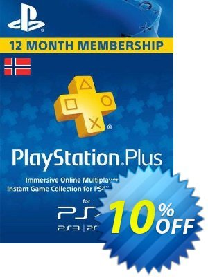 Playstation Plus - 12 Month Subscription (Norway) 프로모션 코드 Playstation Plus - 12 Month Subscription (Norway) Deal 프로모션: Playstation Plus - 12 Month Subscription (Norway) Exclusive offer for iVoicesoft