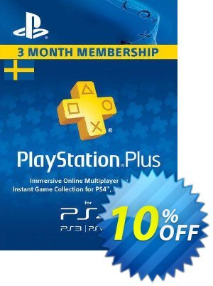 Playstation Plus - 3 Month Subscription (Sweden) 프로모션 코드 Playstation Plus - 3 Month Subscription (Sweden) Deal 프로모션: Playstation Plus - 3 Month Subscription (Sweden) Exclusive offer for iVoicesoft