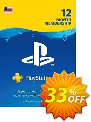 1-Year PlayStation Plus Membership (PS+) - PS3/PS4/PS Vita Digital Code (USA) discount coupon 1-Year PlayStation Plus Membership (PS+) - PS3/PS4/PS Vita Digital Code (USA) Deal - 1-Year PlayStation Plus Membership (PS+) - PS3/PS4/PS Vita Digital Code (USA) Exclusive offer for iVoicesoft