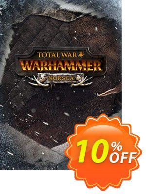 Total War Warhammer PC - Norsca DLC 優惠券,折扣碼 Total War Warhammer PC - Norsca DLC Deal,促銷代碼: Total War Warhammer PC - Norsca DLC Exclusive offer for iVoicesoft