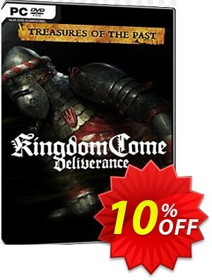 Kingdom Come Deliverance PC : Treasures of the past DLC discount coupon Kingdom Come Deliverance PC : Treasures of the past DLC Deal - Kingdom Come Deliverance PC : Treasures of the past DLC Exclusive offer for iVoicesoft