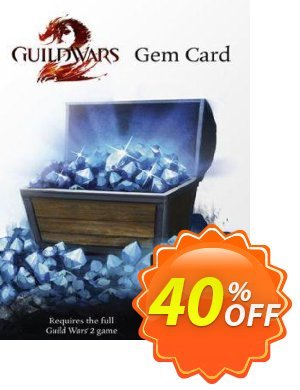 Guild Wars 2 2000 Gem Points Card (PC) discount coupon Guild Wars 2 2000 Gem Points Card (PC) Deal - Guild Wars 2 2000 Gem Points Card (PC) Exclusive offer for iVoicesoft