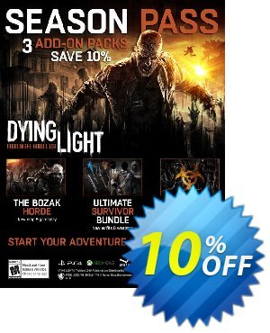 Dying Light Season Pass PC discount coupon Dying Light Season Pass PC Deal - Dying Light Season Pass PC Exclusive offer for iVoicesoft