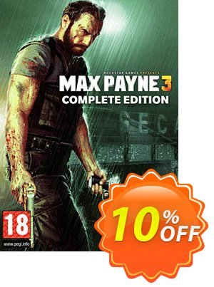 Max Payne 3 Complete Edition PC discount coupon Max Payne 3 Complete Edition PC Deal - Max Payne 3 Complete Edition PC Exclusive offer for iVoicesoft