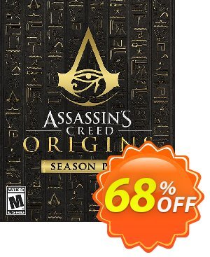 Assassins Creed Origins Season Pass PC discount coupon Assassins Creed Origins Season Pass PC Deal - Assassins Creed Origins Season Pass PC Exclusive offer for iVoicesoft