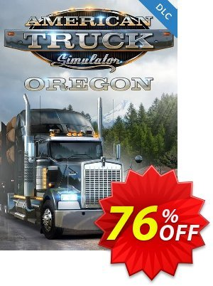American Truck Simulator - Oregon DLC PC discount coupon American Truck Simulator - Oregon DLC PC Deal - American Truck Simulator - Oregon DLC PC Exclusive offer for iVoicesoft