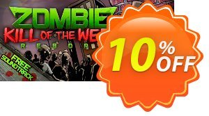Zombie Kill of the Week Reborn PC Coupon discount Zombie Kill of the Week Reborn PC Deal. Promotion: Zombie Kill of the Week Reborn PC Exclusive offer for iVoicesoft