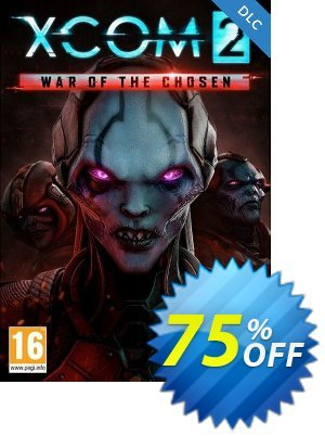 XCOM 2 PC War of the Chosen DLC (EU) discount coupon XCOM 2 PC War of the Chosen DLC (EU) Deal - XCOM 2 PC War of the Chosen DLC (EU) Exclusive offer for iVoicesoft