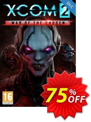XCOM 2 PC War of the Chosen DLC (EU) discount coupon XCOM 2 PC War of the Chosen DLC (EU) Deal - XCOM 2 PC War of the Chosen DLC (EU) Exclusive offer for iVoicesoft