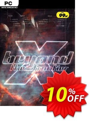 X Beyond the Frontier PC discount coupon X Beyond the Frontier PC Deal - X Beyond the Frontier PC Exclusive offer for iVoicesoft
