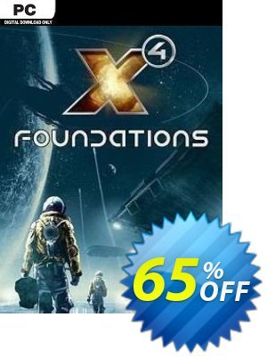X4 : Foundations PC discount coupon X4 : Foundations PC Deal - X4 : Foundations PC Exclusive offer for iVoicesoft