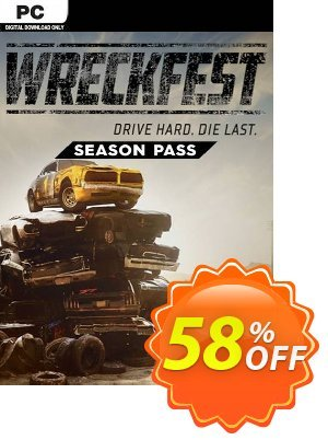 Wreckfest - Season Pass PC discount coupon Wreckfest - Season Pass PC Deal - Wreckfest - Season Pass PC Exclusive offer for iVoicesoft