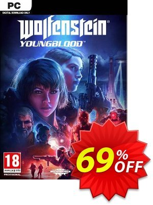 Wolfenstein: Youngblood PC (EMEA) 프로모션 코드 Wolfenstein: Youngblood PC (EMEA) Deal 프로모션: Wolfenstein: Youngblood PC (EMEA) Exclusive offer for iVoicesoft