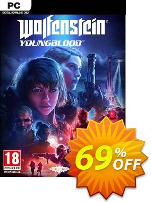 Wolfenstein: Youngblood PC (EMEA) discount coupon Wolfenstein: Youngblood PC (EMEA) Deal - Wolfenstein: Youngblood PC (EMEA) Exclusive offer for iVoicesoft