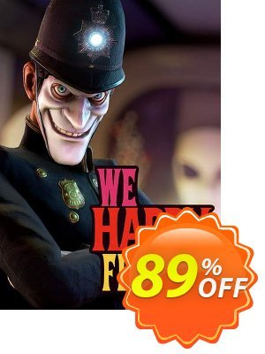 We Happy Few PC discount coupon We Happy Few PC Deal - We Happy Few PC Exclusive offer for iVoicesoft