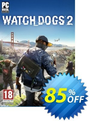 Watch Dogs 2 PC discount coupon Watch Dogs 2 PC Deal - Watch Dogs 2 PC Exclusive offer for iVoicesoft