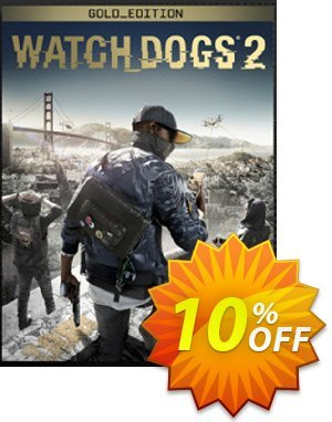 Watch Dogs 2 Gold Edition PC discount coupon Watch Dogs 2 Gold Edition PC Deal - Watch Dogs 2 Gold Edition PC Exclusive offer for iVoicesoft