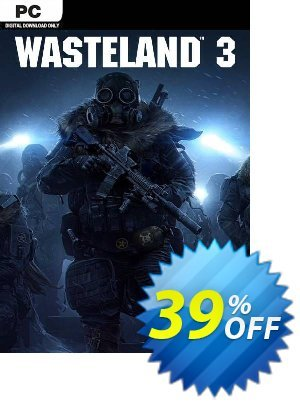 Wasteland 3 PC Coupon discount Wasteland 3 PC Deal. Promotion: Wasteland 3 PC Exclusive offer for iVoicesoft