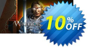 Warrior Kings PC discount coupon Warrior Kings PC Deal - Warrior Kings PC Exclusive offer for iVoicesoft