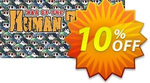 War of the Human Tanks PC discount coupon War of the Human Tanks PC Deal - War of the Human Tanks PC Exclusive offer for iVoicesoft