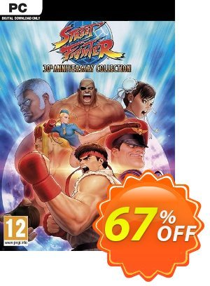 Street Fighter 30th Anniversary Collection PC discount coupon Street Fighter 30th Anniversary Collection PC Deal - Street Fighter 30th Anniversary Collection PC Exclusive offer for iVoicesoft