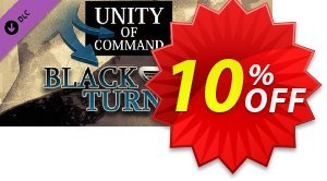 Unity of Command Black Turn DLC PC Coupon, discount Unity of Command Black Turn DLC PC Deal. Promotion: Unity of Command Black Turn DLC PC Exclusive offer for iVoicesoft