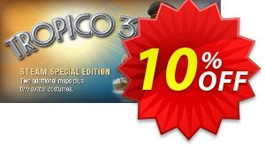 Tropico 3 PC discount coupon Tropico 3 PC Deal - Tropico 3 PC Exclusive offer for iVoicesoft